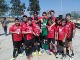 Triunfo del A.D. San Cristóbal, C.D. Mediterráneo y E.F. Torre Pacheco en el Torneo de fútbol base de Semana Santa