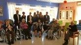 Familia ampliará a 107 el número de plazas concertadas en la residencia ´Virgen del Mar´ de Cartagena