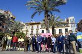 Aire fresco a los barrios de Murcia con intervenciones directas en calles y plazas junto a los propios vecinos