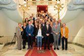 Los nuevos funcionarios del Ayuntamiento de Cartagena ya han tomado posesion de su puesto en el Palacio Consistorial