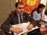 Ricardo Segado transmite al Patronato Carmen Conde la propuesta de trasladar la sede de la institución al edificio de Las Graduadas