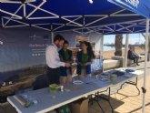 La Comunidad realiza actividades de concienciación ambiental y talleres infantiles durante la Semana Santa en el Mar Menor