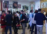 Los colegios torreños, de visita a la exposición permanente de Semana Santa
