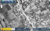 La primera fotografía aérea de Las Torres de Cotillas data del año 1929.