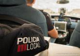 La Policía Local de Cartagena prepara una campaña especial de control de velocidad entre el 1 y el 7 de abril
