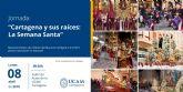 El Campus de Los Dolores organiza una jornada para difundir la Semana Santa de Cartagena entre alumnos de otras localidades