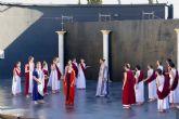 Tres mil estudiantes participaron en el XXIV Festival de Teatro Grecolatino con motivo del Día Mundial del Teatro