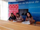 El Ayuntamiento de Molina de Segura y la Asamblea Comarcal Vega Media de Cruz Roja firman un protocolo de actuación para coordinar los programas de empleabilidad de personas en situación o riesgo de exclusión social