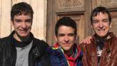 La Concejalía de Educación felicita a los tres alumnos del IES Juan de la Cierva que tan magnífico resultado han obtenido en la Olimpiada de Física de la Región, y representarán a Murcia en la Nacional