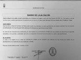 El alcalde dicta un Bando en el que autoriza al Ratoncito Pérez a que salga, de forma excepcional, a la calle para visitar los hogares ante el caso de que a los niños se les caiga un diente