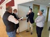 El pabellón polideportivo municipal será una de las sedes para la vacunación masiva contra la Covid-19
