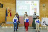 Entrega de premios del I concurso escolar regional 'Científica por un día'