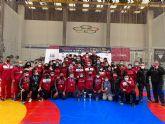 La Selección Murciana de Luchas Olímpicas ha disputando este fin de semana el Campeonato de Espana