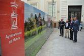 La Huerta y el interior del Casino ya lucen en pleno casco histórico
