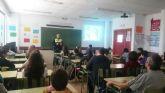 La Policía Local continúa su campaña formativa y de prevención en los centros de enseñanza del municipio