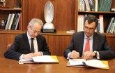 Ayuntamiento de Murcia y CHS colaborarán para completar la integración del río Segura en la ciudad