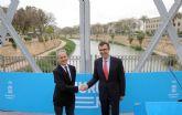 Acuerdo histórico para materializar el proyecto Murcia Río y crear una gran avenida verde y de ocio familiar en la ribera del Segura