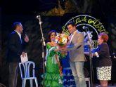 El alcalde inauguró anoche la Feria de Abril de Santiago de la Ribera que abre sus puertas hasta el 1 de mayo