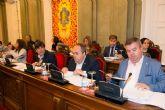 El Pleno aprueba declaraciones en apoyo de Ecuador, del Arsenal como Patrimonio de la Humanidad y de Cartagena como sede de un congreso de AETAPI