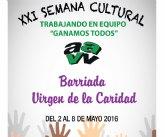 La Barriada Virgen de la Caridad comienza el mes de mayo con su XXI Semana Cultural