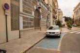 La Policía Local controlará el uso indebido de los estacionamientos reservados para personas con discapacidad