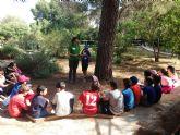 Medio Ambiente celebra este domingo una actividad familiar dedicada al fomento de la lectura en el Arboretum El Valle