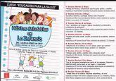El Centro de Salud de Vistabella ofrece un curso destinado a las familias sobre hábitos saludables en la infancia