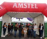 Comenzó en la tarde de ayer en Alcantarilla el primer BRUJOFEST hasta el lunes próximo 1 de mayo, doce conciertos, feria de la cerveza, seis caravanas de food truck y la final del concurso Bruja Pop