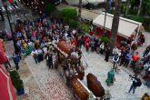 La Romería Rociera 2017 reúne a más de dos mil romeros al amparo de la Blanca Paloma