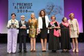 La Comunidad financia con 874.000 euros la atención a las personas mayores en Archena
