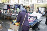 Se adelanta la celebración del mercadillo semanal a mañana martes 30 de abril al ser este miércoles jornada festiva nacional