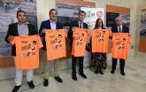 La carrera Ponle Freno llega a Murcia este  domingo para concienciar sobre el impacto de los accidentes de tráfico en los ciclistas