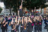 Cartagena se convierte en una gran pista de baile por el Día Internacional de la Danza