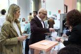 Padín (Cs): Cartagena está llamada a ser la punta de lanza de los liberales españoles en defensa de la unidad de España