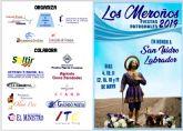 Los Meroños 2019 - Fiestas Patronales en honor a San Isidro Labrador