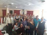 Más de 70 personas participan en el I Encuentro Cultural de Mayores
