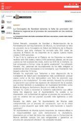 El PP exige al PSOE y Ciudadanos que dejen de utilizar los canales institucionales para realizar campanas políticas