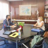 Avanza el proceso para la construcción del laboratorio de Acuicultura en el IES Manuel Tárraga Escribano