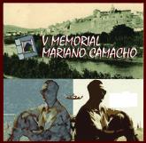 El rector de la UMU y el alcalde presidirán el viernes 7 de mayo los actos del V Memorial 'Mariano Camacho' en homenaje al médico y humanista ciezano