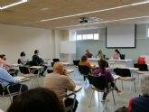 Entidades del tercer sector explican su labor durante la pandemia a la directora general de Servicios Sociales