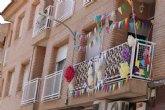 Premios del concurso de decoraci�n de balcones y ventanas Los Mayos 2021