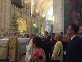 El Corpus Christi bendice las calles de Murcia