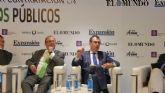 Ballesta propone un decálogo para mejorar la eficiencia de los servicios municipales en el foro nacional sobre administración local