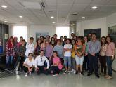 Visita a San Javier de estudiantes de Sucina