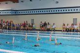200 niños participan en el Campeonato de Natación Infantil de Puerto Lumbreras