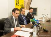 El Ayuntamiento presenta las cinco nuevas lineas de trabajo de la catedra de Infraestructuras