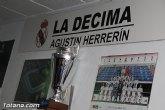 La Peña Madridista La Décima Agustín Herrerín organiza una Jornada de puertas abiertas con motivo de la final de la Champions League