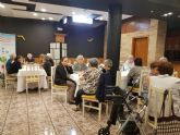 Cerca de 40 personas participan en la charla del servicio de Teleasistencia