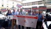 CTSSP apoya a los 4 extrabajadores de la antigua Bazán afectados por amianto antes de su acción judicial