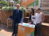 El Ayuntamiento de Murcia celebra el Día del Medio Ambiente con dos semanas de actividades y talleres con un punto móvil